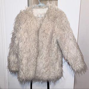 H&M Fluffy jacket